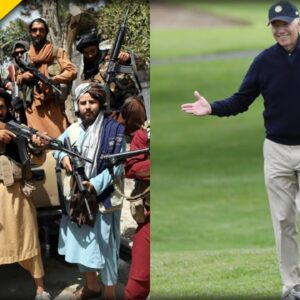 Here's What Joe Was Busy With while Americans Stranded in Afghanistan