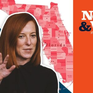 Jen Psaki: Antibodies for The Left & Vaccines for The Right? | The News & Why It Matters | Ep 865