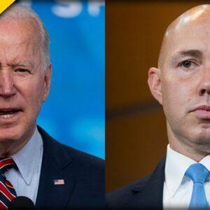 """Republican Afghanistan Veteran: """"Biden's Actions Meet 'Constitutional Definition Of Treason'"""""""
