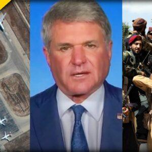 Lawmakers Reveal Taliban's Hostage Plan for Americans Biden Left Behind