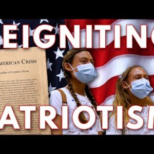 Mark Levin: It's Time to Reignite Patriotism