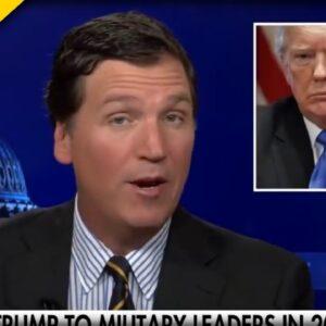 MUST SEE: Tucker BRUTALY Mocks Media's Former Praise Of Biden