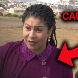 San Francisco Mayor CAUGHT Violating Her Own Mask Mandate, Has PATHETIC Excuse