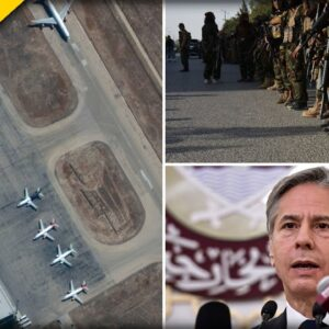 Panic Mode: Blinken FLIPS, Changes Story on Hostage Situation at Afghan Airport