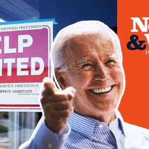 Biden BRAGS That Companies Are STRUGGLING to Hire Employees | The News & Why It Matters | Ep 859