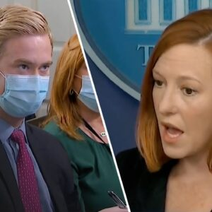 Psaki Gets Absolutely DESTROYED and MELTS on Live TV