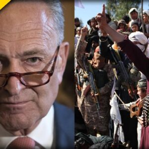 Chuck Schumer Falsely Claims All Americans Who Wanted To Leave Afghanistan Got Out