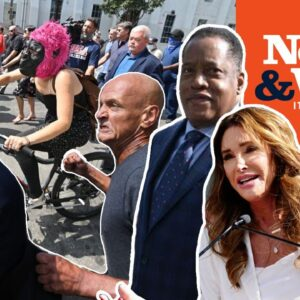 PARTY OF LOVE? Libs LASH OUT at Trans & Black CA Gov Candidates | The News & Why It Matters | Ep 860