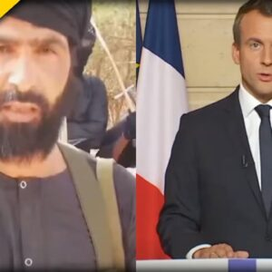 Terrorist Leader ANNIHILATED By France Meanwhile Biden is Nowhere to be Found
