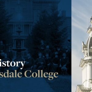 The History of Hillsdale College