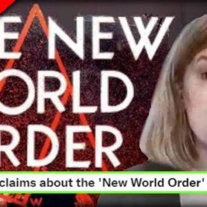 """""""New World Order"""" Announced By Aussie Health Overlords then Fact Checkers Spring into Action"""