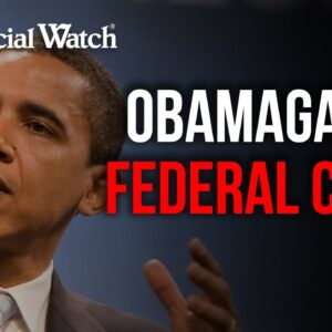 NEW: Federal Court Battle for Obamagate Spy Document Used To Target Trump