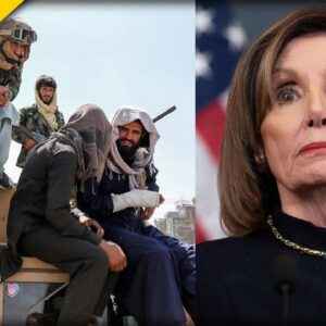 WHAT A JOKE! Pelosi Actually Commends Biden For His Afghan Disaster