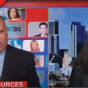 """""""GONE MAD:"""" CNN Anchor Called Out Live On TV For What They Perpetuated On America"""