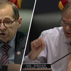 Jim Jordan Gets Into HEATED Fight with Jerry Nadler...Leaves Him SCRAMBLING