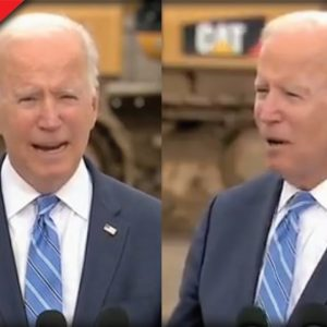 Joe Biden Just Had One Of His Worst 20 Seconds Yet In Michigan Press Conference