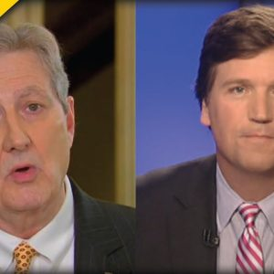 Senator Kennedy Points Out To Tucker The Sick Thing In Biden's Tax Plan That Affects Millions