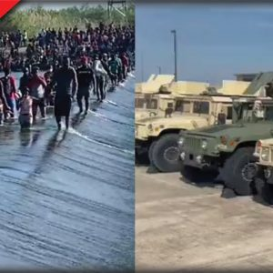 BORDER BUST: State Of Texas Bracing For Largest Single Border Incursion In History