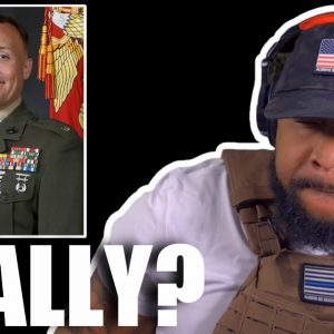 Lt Col Stuart Scheller publicly denounced TRUMP before getting $2M in support