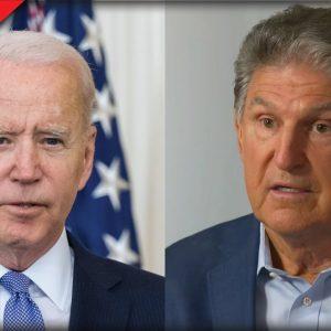 JOE VS JOE: Manchin Punches Back In Fight With Biden Over What He's Pushing