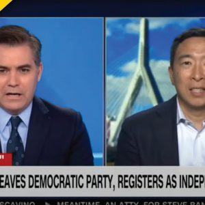 Andrew Yang Goes On Tucker Carlson And Suddenly All Hell Breaks Loose At CNN