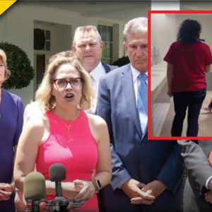 Uh Oh: Sinema TEARS APART Radical Democrat Activists After Their Campaign Stunt To Her