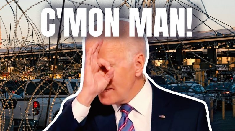 Biden CAUGHT Lying About Visiting the Border | Pat Gray Unleashed