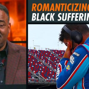 Bubba Wallace Is NOT a Civil Rights Story | Fearless with Jason Whitlock