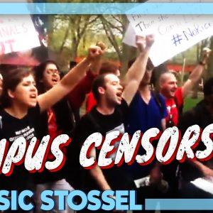 Classic Stossel: Campus Censorship