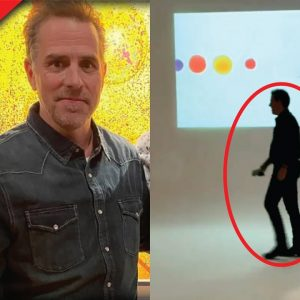 RED HANDED: Hunter Biden Caught In LA Doing What The White House Said He Wouldn't
