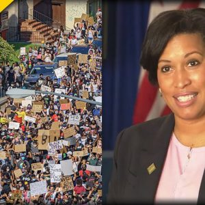 DC Mayor Defunds The Police, Suddenly Gets Hit With Instant Karma