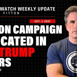 CLINTON CAMPAIGN IMPLICATED in Anti-Trump Smears! Abuse of Kids at the Border, Ashli Babbitt & More!