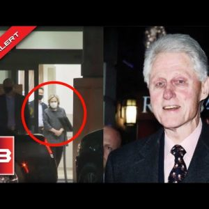 Sickly Bill Clinton Rushed To ICU, Hillary Clinton And Huma Seen Leaving Hospital Shortly After