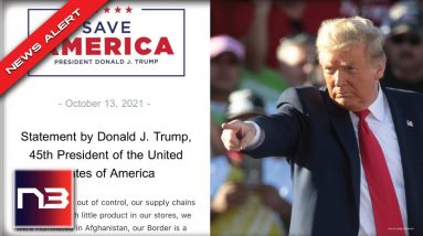 Right After Biden's Terrible Poll Numbers Released, Trump Releases Blistering Statement