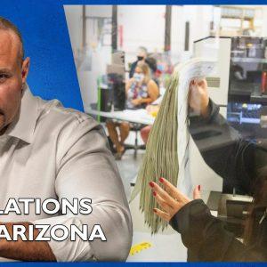 Ep. 1613 Troubling Election Revelations From Arizona And Deepstate Shenanigans®-The Dan Bongino Show