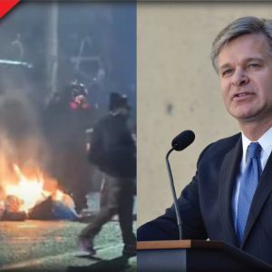FBI Makes Bombshell Announcement About Antifa And Violence