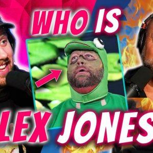 How Alex Jones Got His Start in Media | Slightly Offens*ve