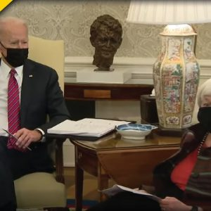 Liberal Media SAVAGES Biden's IRS Plan To Force Banks to Track Americans