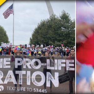 VIOLENT: Right to Life Marchers Were Just Assaulted for Supporting Unborn Babies