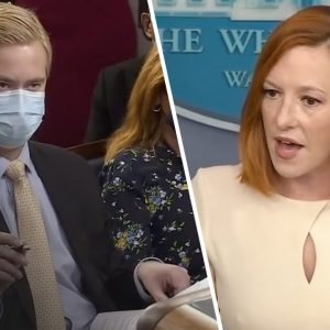 Internet ERUPTS Over Psaki's Response to Fauci Cancelling Christmas