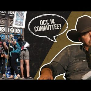 Climate Activists STORM Government Building & Media Is SILENT | The Chad Prather Show