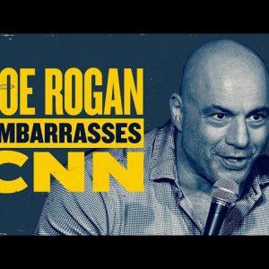 Joe Rogan EMBARRASSES CNN Medical Expert | You Are Here