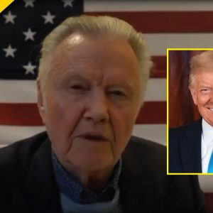 John Voight Just Declared the Most Incredible Thing About Trump
