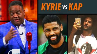Kaepernick vs Kyrie: Who's the Real Man? | Fearless with Jason Whitlock