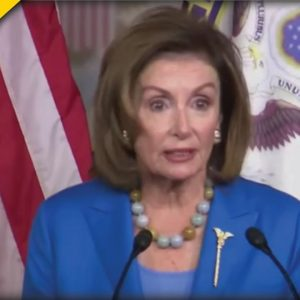 """People Online Calling Pelosi """"Drunk"""" After Seeing This Video From Recent Press Conference"""