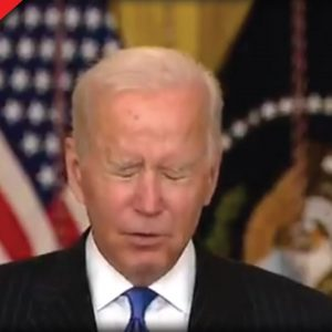 Biden Falls Apart In the Middle of a Press Conference: Can't Remember These Names