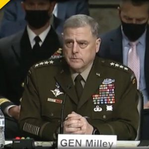 URGENT: Milley Admitted To Leaking Information And Conspiring While Trump Was President