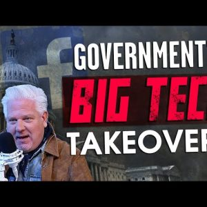 The HIDDEN MOTIVE Behind the Far Left's Big Tech Concerns | The Glenn Beck Program