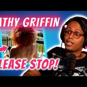 Naked Kathy Griffin HORRIFIES the Masses   Slightly Offens*ve