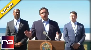 Desantis Calls Out Invisible Action Biden Admin Is Doing To Every American